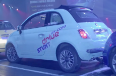 This video of the world's tightest parallel park is wildly impressive