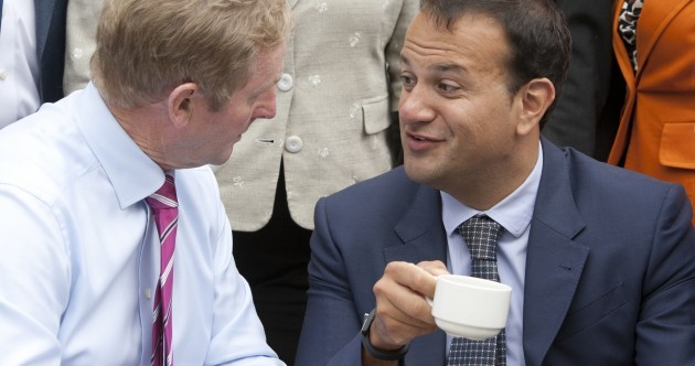 Leo Varadkar is off the booze for January