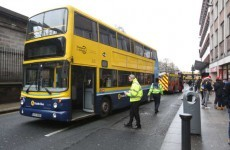 Six-year-old allegedly pricked with syringe on a Dublin Bus