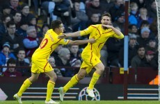Borini and Lambert heap more pressure on Paul Lambert and Villa
