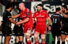 Irish coach McCall thrilled with Saracens' convincing win over Munster