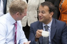 'Have you ever been to Pantibar?' -  Enda Kenny slags Leo Varadkar about getting there first
