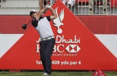 McIlroy just misses out on extraordinary final day in Abu Dhabi