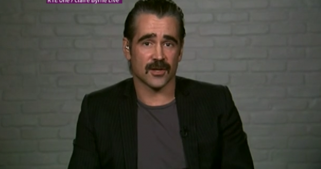 Colin Farrell: 'My brother got plenty of beatings for being gay'