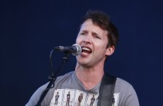 James Blunt pens scathing response to MP who called him 'posh'