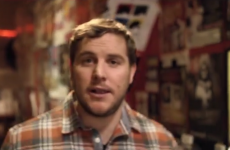 Peter Coonan stars in new advert for suicide prevention