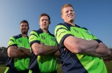 Cricket Ireland have announced who their sponsor will be for next month's World Cup