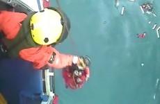 Five rescued from sinking Irish trawler off Scottish coast