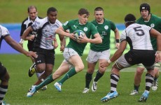 Ringrose and seven others return for Ireland U20s Six Nations squad
