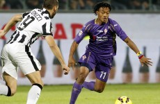Chelsea in talks to sign Fiorentina's €35m-rated Juan Cuadrado – reports