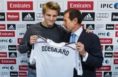 Everything you need to know about Real Madrid's new €4m wonderkid Martin Odegaard