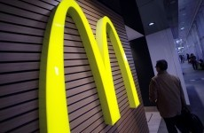 McDonald's has seen annual profits fall by 15% in the last year