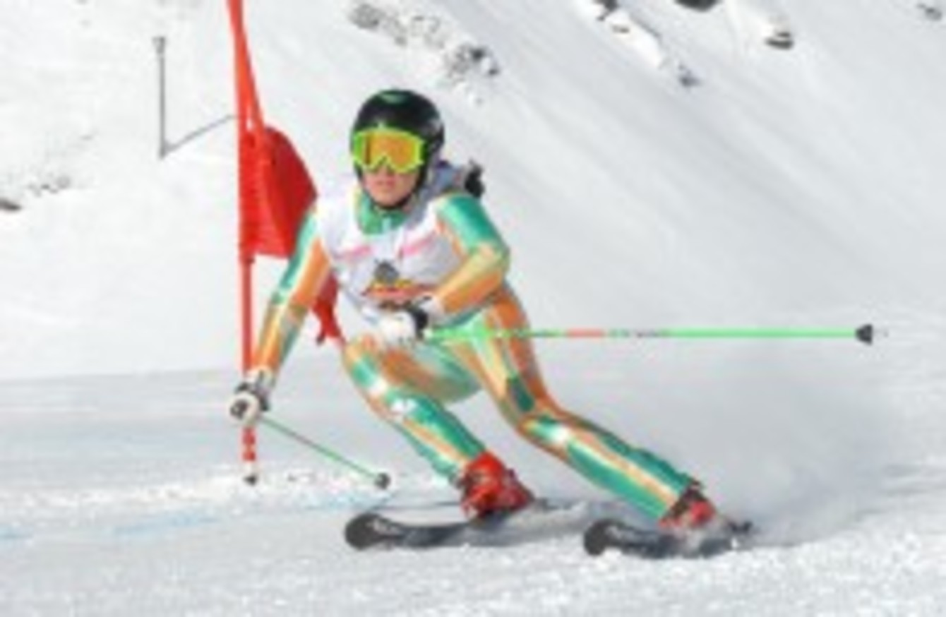 Alpine ski resorts plagued by lack of snow - Irish Olympian Skier Kirsty Mcgarry Claimed A Historic Victory This Week At The World S Craziest Race In The Swiss Alps