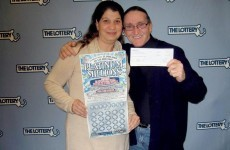A man needed change for lunch so bought a lottery ticket and won €8.9 million