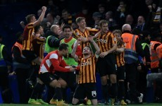 Dubliner Mark Yeates scores as Bradford pull off remarkable comeback at Chelsea