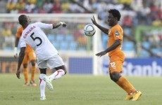 Wilfried Bony lights up the African Cup of Nations with 'elastico' nutmeg