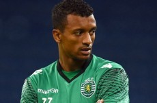 It looks like Nani could be part of Manchester United plans next season