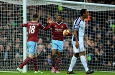 Sakho heads Hammers into the last 16 while Aston Villa push past Bournemouth