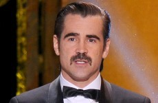 Colin Farrell's moustache absolutely dominated the SAG awards