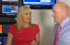 This Vine of Miriam O'Callaghan being a boss is perfect