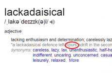 Even Google Dictionary is taking sly digs at Tottenham's dodgy defence