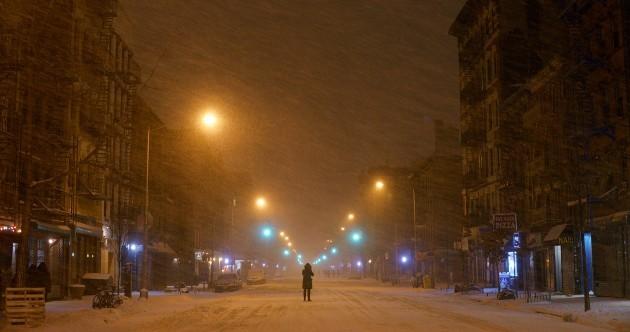 New York has been shut down
