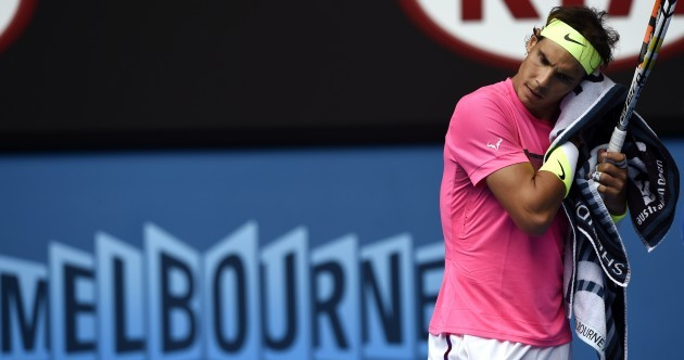 Nadal crashes and burns in straight sets defeat to Berdych