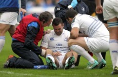 Ashley Johnson has been cited for this challenge on Leinster's Dave Kearney