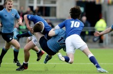 The favourites were a hair away from being dumped out of the Leinster Schools Cup today