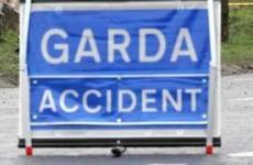 Pedestrian dies after road collision in Kildare