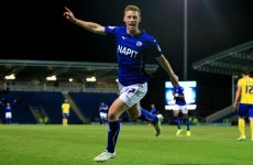 Ireland's Eoin Doyle is scoring goals for fun in League One