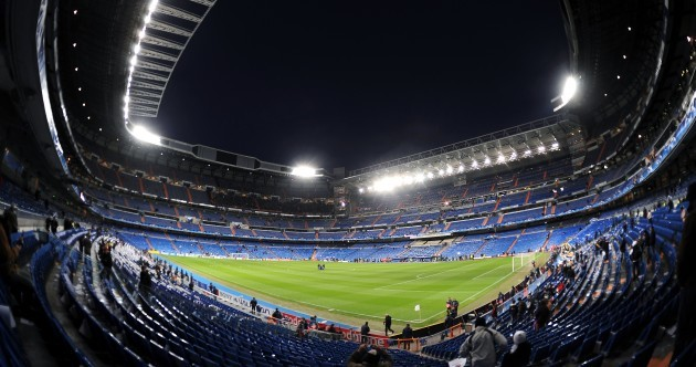 Is Real Madrid's iconic stadium about to be renamed the Abu Dhabi Bernabéu?
