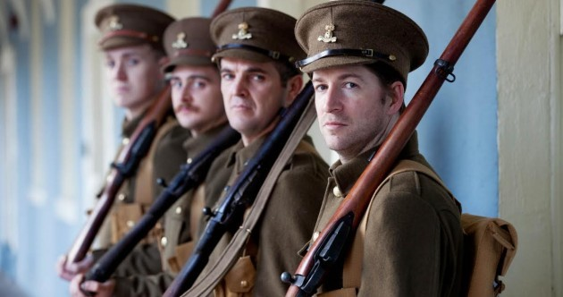 Photos: The Irish at War - stories of 21 Irish men and women brought to life