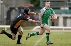 Another inter-provincial switch in the books as John Cooney signs full-time for Connacht