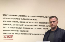 Jamie Heaslip never tired of learning from the world's great 'outliers'
