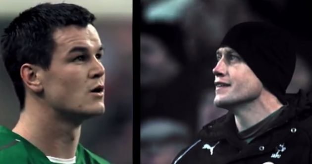 'It's a very uncertain time when you get picked ahead of a legend of Irish rugby' -- Sexton talks pressure in new ad