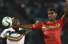 Guinea go through at Africa Cup of Nations after Ireland-at-Italia-'90-style drawing of lots