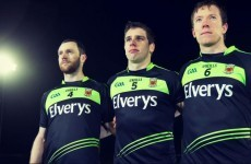 Mayo have scrapped their red away colours for a new luminous jersey