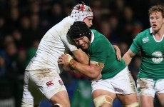 'I'd feel confident of doing the job' - O'Brien raring to go for Six Nations