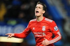 Agger on the double as Liverpool draw 3-3 in Norway