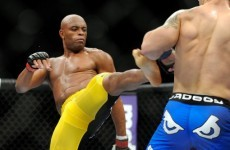 One of the UFC's most decorated fighters had a winning return to the Octagon last night