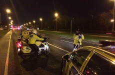 Gardaí injured when patrol car rammed in Carlow after drugs chase