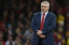 Warren Gatland: 'Ireland go into the Six Nations as favourites'