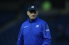 Joe Schmidt's former boss is looking forward to going head-to-head on the final day of the 6 Nations