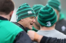 Schmidt with tight selection calls to make ahead of Six Nations opener