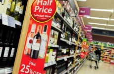 Those supermarket booze deals could be in danger...