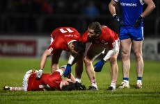 Tyrone now say Sean Cavanagh did not suffer a concussion on Saturday