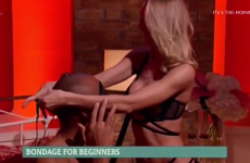 Here's the awkward Fifty Shades segment on This Morning that received over 70 complaints