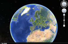 google earth thejournal ie