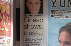 No, Sinead O'Connor isn't teaching yoga in Raheny next month